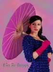umbrella-blue-dress-gloves