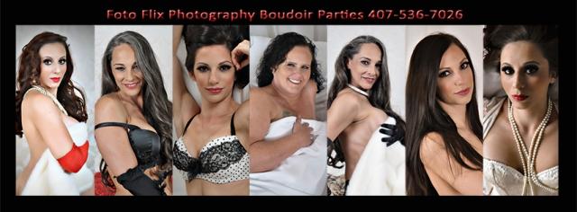 Boudoir-Parties